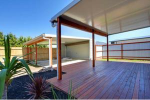carport, patio, deck, outdoor addition, outdoor living, garden and patio,