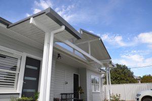 Porch roof, Tamworth patio builders, Pergola builders, porch roof