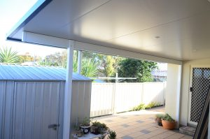 Insulated roofing, By Design Outdoor Projects, Patio builders Tamworth, 2340