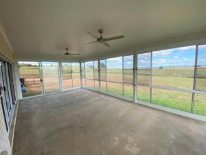 Glass room, home addition, Tamworth builders, Glass room builders, sunroom