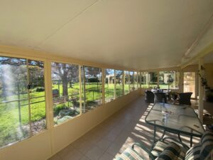 glass room, outdoor room, sunroom, By Design Outdoor Projects