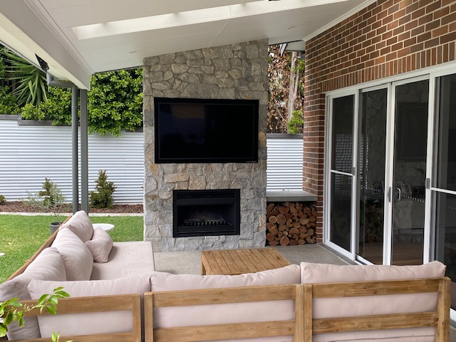 Luxury outdoor, By Design Outdoor Projects, Alfresco area, outdoor entertaining area, Tamworth nsw